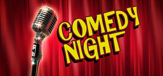 SJOS Comedy Night